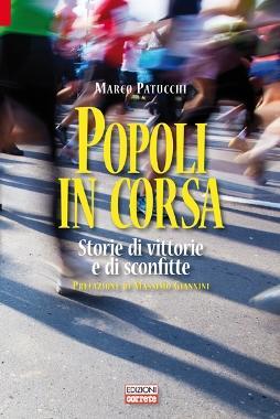 Copertina del libro popoli in corsa